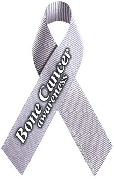 Bone Cancer Ribbon