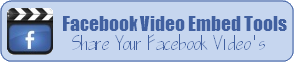 Facebook Video Embed Tools