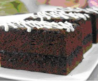 Resep brownies coklat kukus
