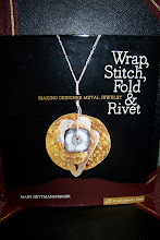 Wrap, Stitch, Fold & Rivet Jewelry Challenge
