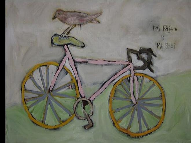 Birds and Bikes 1