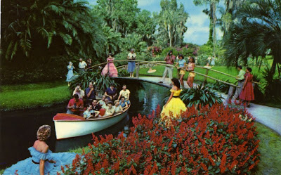 Old Florida Cypress Gardens To Re Open March 28th