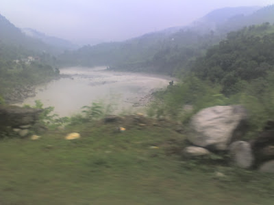 Bowl of Mountains Filled With Water,Tirthan Valley