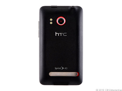 HTC Evo 4G - black (Sprint)