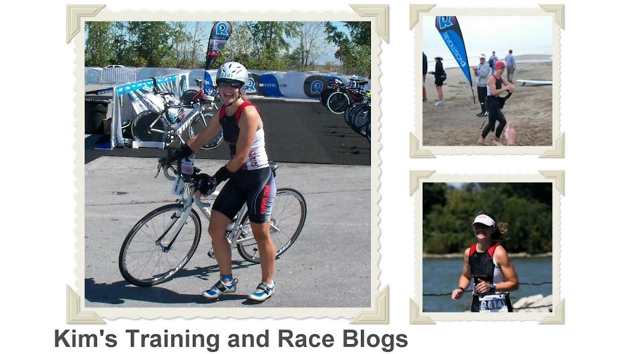 Kim Zepp's Training and Race Blogs
