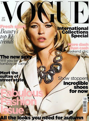 kate moss vogue uk september cover