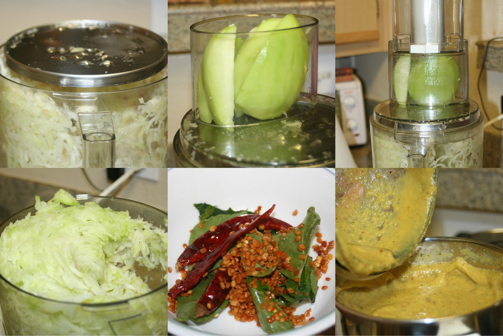 Paajaka Recipes: Chayote chutney / Chow chow thogayal