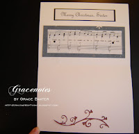Sleigh Ride Together, inside card