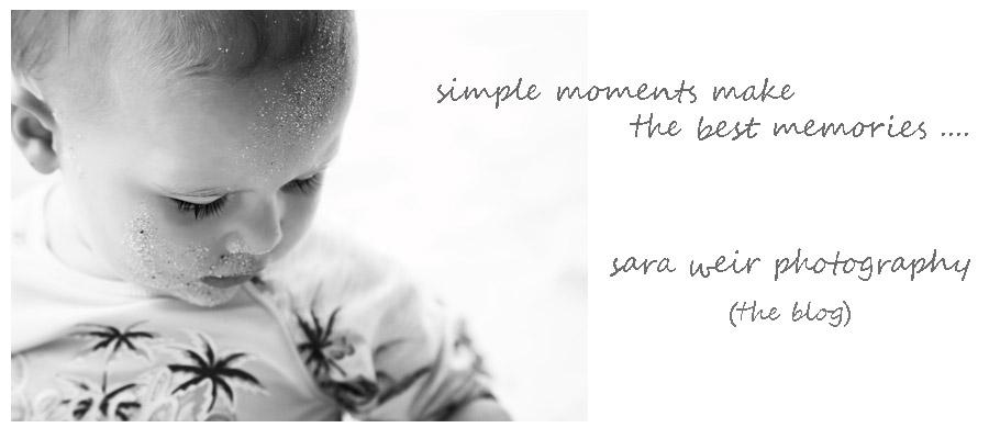 sara weir photogrpahy