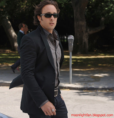 Horatio Millvier Alex+O%27Loughlin+Mick+St+John+Moonlight+Click+Episode+%231x14