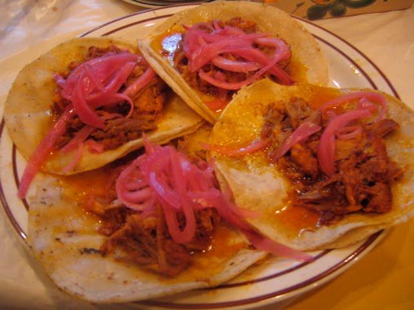 Cochinita pibil is very popular in the Yucatan region of Mexico. It's ...