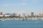 Lots of sailboats and commercial fishing boats in Long Beach as well. (dsc )