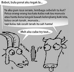 BOBOT dan BEBEK