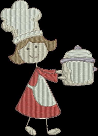 Ni as cocinando descubre el acolchado con tu maquina - Nina cocinando ...