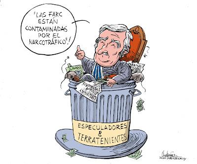 Especuladores, Terratenientes y contaminacion SIIIIIII! Pepe+basura