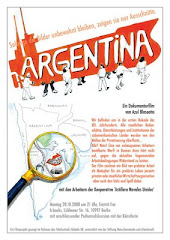 "Poster for the film ""Argentina"".Oct.2008"