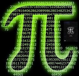 Pi, FE en el caos