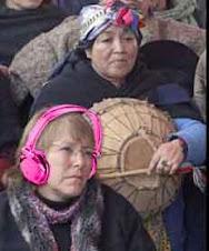 Bachelet ESCUCHA a los Mapuche