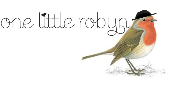 one little robyn