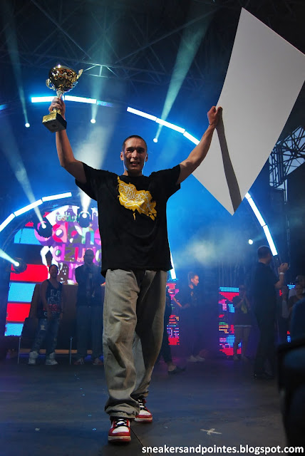 Paweł Krupa - triumfator