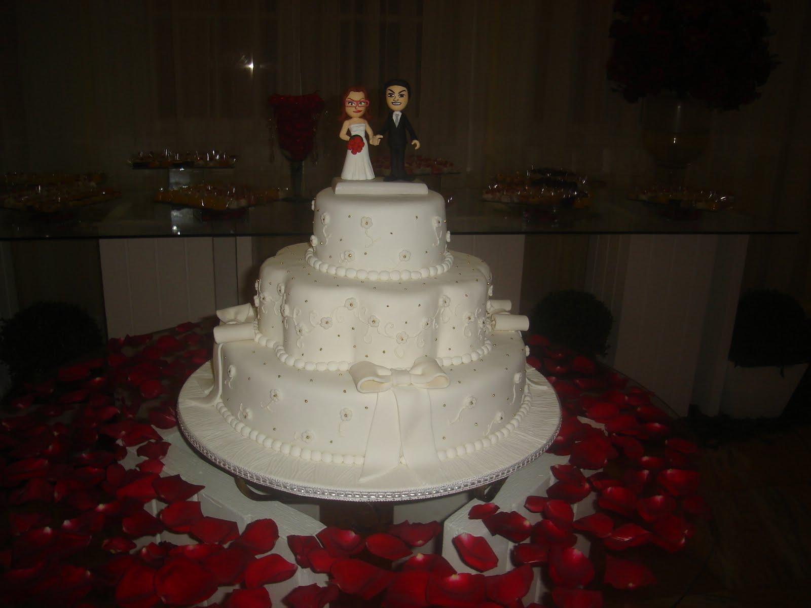 casamento-disegno-vermelho-e-preto-16 # decoracao casamento dourado e ...