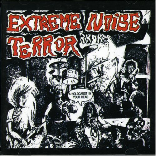 Extreme Noise Terror - Untitled