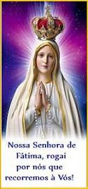 Virgem Imaculada, minha Mãe Maria. Eu renovo, hoje e sempre, a consagração de todo o meu ser.