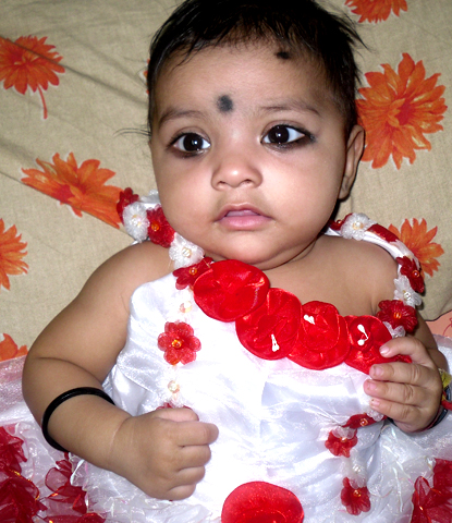 Indian Cute baby girl