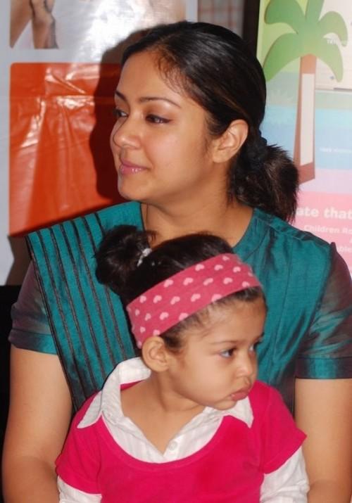 Surya Jyothikas Daughter Diya gallery