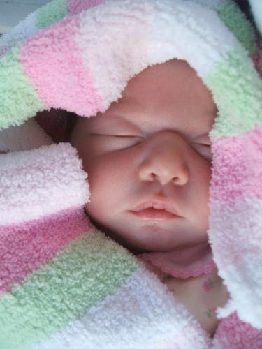 Cute Baby girl photo 01