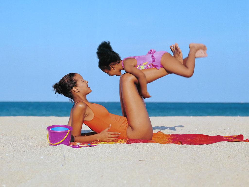 Mother and baby love photos 05