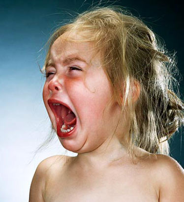 crying.baby Girl photo