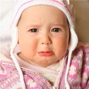 crying baby photos