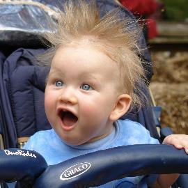 crazy baby back hair desktop wallpaper