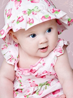 Baby Girl Picture Frames on Small Cute Babies Photos Of Very Cute And Excellent Babies In
