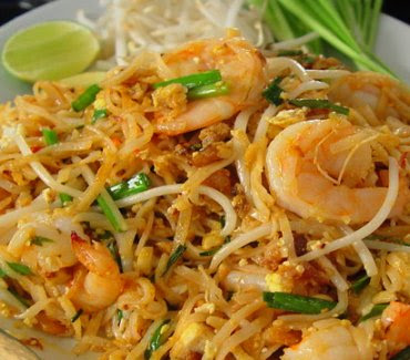 This Pad Thai is not from Pho Haven. It is just a picture of Pad Thai ...