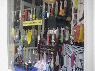 Tienda de condones Amsterdam
