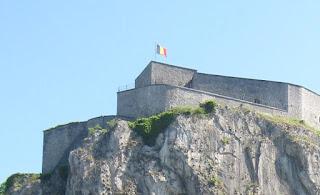 La Citadela en Dinant