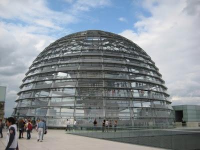 cúpula del parlamento, Reichstag