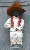 Manneken Pis venezolano