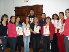 I CURSO DE MADEROTERAPIA SANTIAGO DE CHILE 11-2010