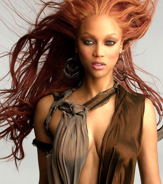 what is tyra banks full name