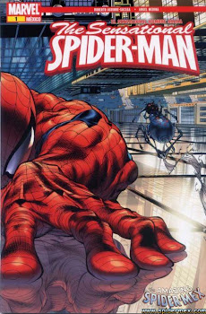 The Sensational Spiderman