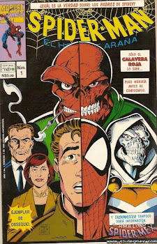 Spiderman El Hombre Araña