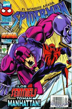El Hombre Araña Spiderman