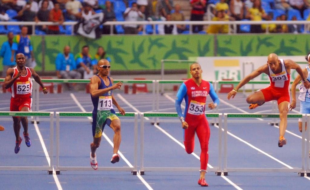 Educaci n f sica tipos de carreras dentro del atletismo - Tipos de vallas ...