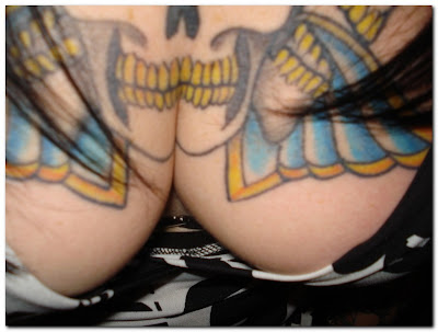 Weird Tattoo Design. Posted by Anwar BoRozZ at 02:27 · Email This BlogThis!