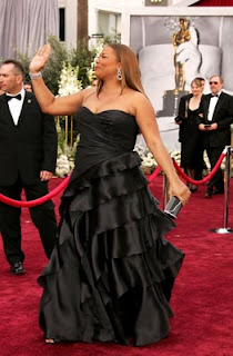 Queen Latifah Oscar's 2009
