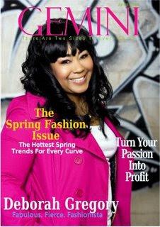 Gemini Plus Size Magazine