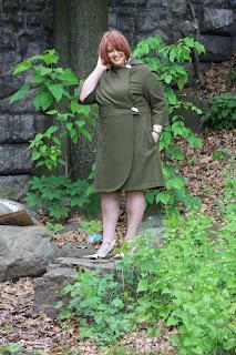 La'Dans Closet, plus size outerwear, plus size coats, plus size trench coats